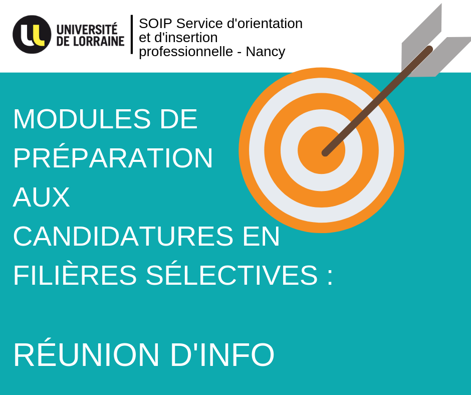 Soip Reussir Sa Candidature A Une Filiere Selective Campus